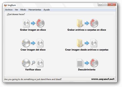 programa imgburn 2.5.6.0